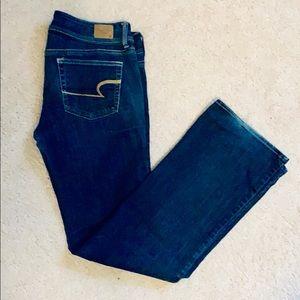 AE Slim Boot Jeans